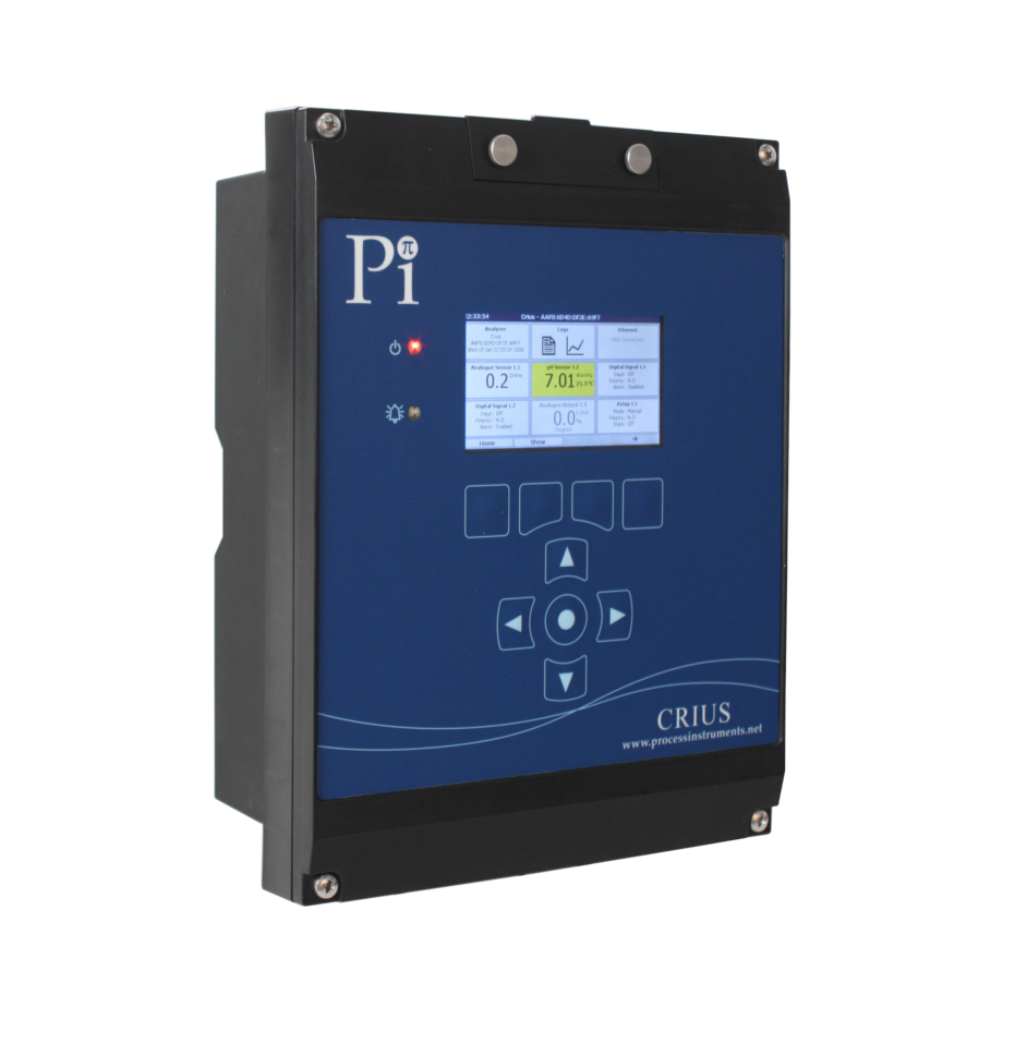CRIUS® Instrument Controller with Remote Access